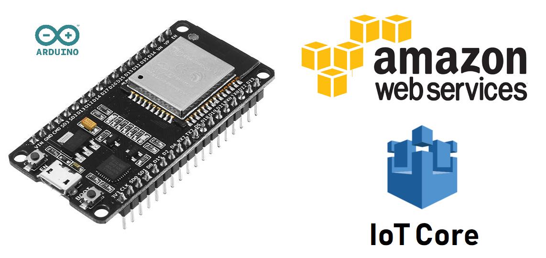 ESP32 kết nối AWS IoT Core