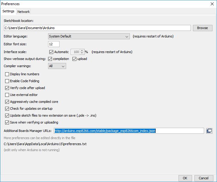 esp8266-arduino-ide-preferences