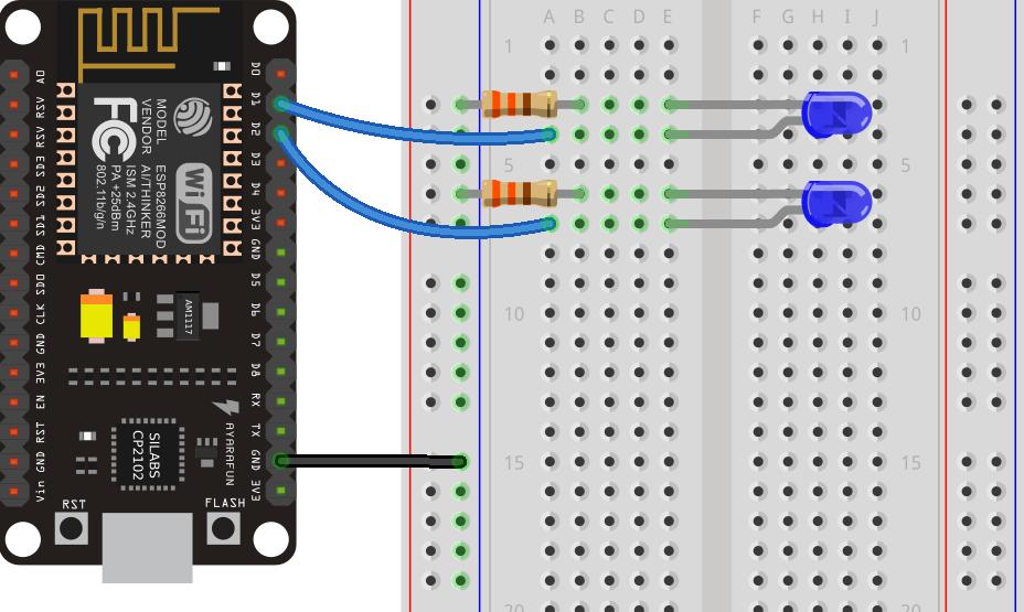 esp8266-web-server-schematics