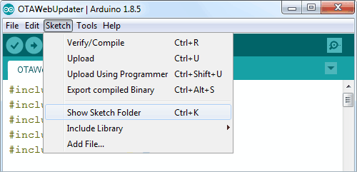 Mo-thu-muc-du-an-tren-Arduino-IDE