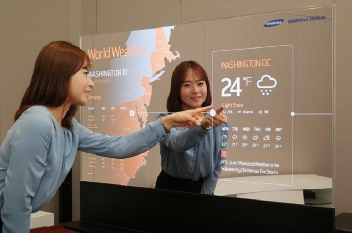 Gương thông minh Samsung